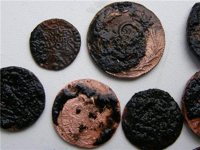 Как чистить монеты трилон б 2 рубля 2008 года цена