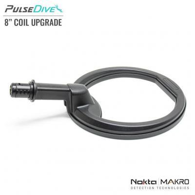 """Катушка для PulseDive SCUBA COIL 8"""" черная"""