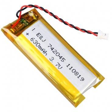 Аккумулятор (LiPo) 630 mAh для пинпоинтера XP MI4-MI6