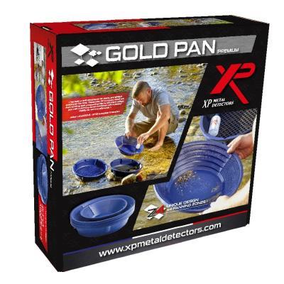 Комплект лотков золотопромывочных XP Gold Pan Premium Kit